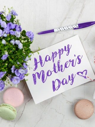 Flower pen and other gifts for mother's day